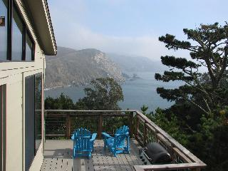 Dramatic, ocean view home, close to San Francisco!, Muir Beach