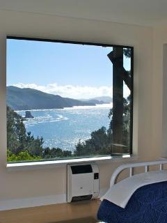 second bedroom\'s ocean view