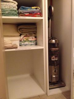 Linen/supply closet #200