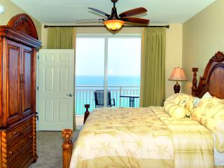 Special Spring Break Offer: Splash Luxury Oceanfront Condo w/ Master on Gulf!, Panama City Beach