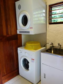 Internal Laundry with washing machine and dryer...