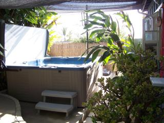 Pet Friendly cottage w/private yard w/ Jacuzzi Spa, Encinitas