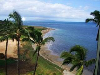 Spectacular Ocean View Oceanfront 2 bd 2 Bath Sleeps 6  Great Rates!!, Kihei