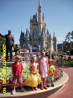 Only 6 miles from Walt Disney World, Epcot and Animal Kingdom