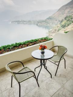 2nd bedroom terrace
