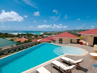 Eden View - Ideal for Couples and Families, Beautiful Pool and Beach, Cul de Sac