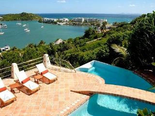 La Brise - Ideal for Couples and Families, Beautiful Pool and Beach, Oyster Pond