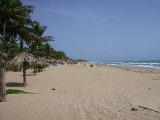wide sandy beaches