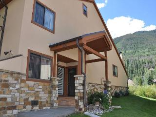 Sundial Townhome #A4 2 bedroom + loft Townhome in East Vail Silver rating
