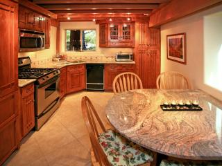 A Modern Kitchen, All Granite, Top Appliances