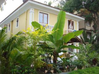 Superb 3 bed Villa,nr beach, restaurants & shops, Candolim