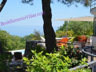 VILLA TIZI - SORRENTO PENINSULA - Sant'Agata Sui Due Golfi, Sant'Agata sui Due Golfi