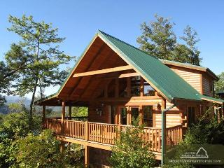 Enchanted View Lodge  Great Views Pool Access Hot Tub WiFi Free Nights, Gatlinburg