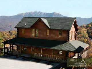 Starry Nights Lodge   Views Near Ober Hot Tub Gaming Pets  Free Nights, Gatlinburg