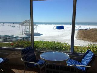 Huge 2 bedroom condo w/ view of the Gulf - 1 North, Siesta Key