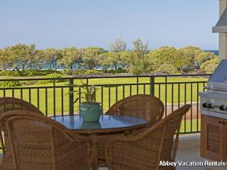 Comfortable 3 Bedroom & 4 Bathroom Condo in Waikoloa (W6-KOLEA 4B)