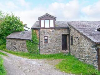 DOVETAIL COTTAGE, enclosed patio, feature beams, town centre location, Ref 912854, Llangollen