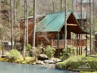 Southern Serenity   Pool Access Hot Tub Near Pond Pets Wii Free Nights, Gatlinburg
