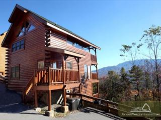 Blackbeary Cobbler  Mtn Views Gaming Hot Tub Jacuzzi WiFi  Free Nights, Gatlinburg