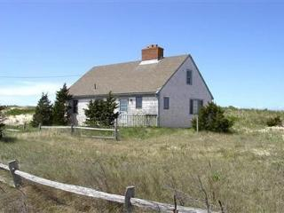 IN THE DUNES! 3 BEDROOM EASTHAM COTTAGE JUST STEPS FROM THE BAY!