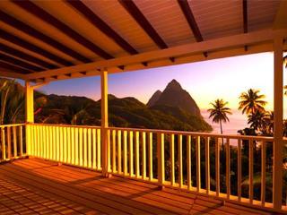 La Haut Resort - St.Lucia, Soufriere