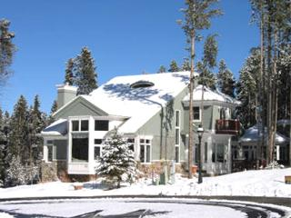 Located in Town - Ski-In/ Walk Out Home  (4298), Breckenridge