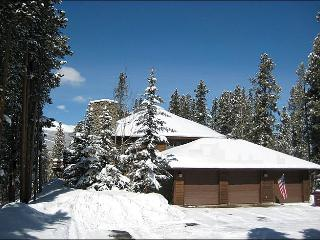 Secluded Mountain Home - Free Gondola parking pass (2331), Breckenridge