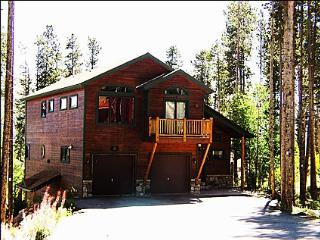 Only 300 Feet from Four O'Clock Run - Beautiful views from deck (2148), Breckenridge