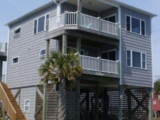 5th Avenue 8202 Oceanview! | Pet friendly, Internet, Fireplace, Jacuzzi, North Topsail Beach