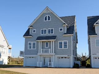Island Drive 4248 Oceanfront! | Internet, Community Pool, Hot Tub, Elevator, Gam