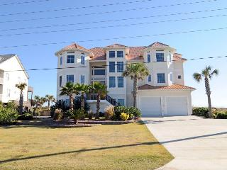 Island Drive 3682 Oceanfront! | Private Heated Pool, Hot Tub, Elevator, Jacuzzi, Internet, North Topsail Beach