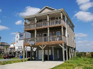 Island Drive 3739 Oceanview! | Private Pool, Hot Tub, Internet, Game Equipment, Pet Friendly. Discounts Available- See Description, North Topsail Beach