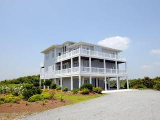 Island Drive 3659 Oceanview! | Elevator, Internet, Fireplace, Game Equipment, North Topsail Beach