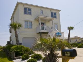 N. Shore Dr. 420 Oceanfront! | Jacuzzi, Elevator, Internet, Game Equipment, Surf City