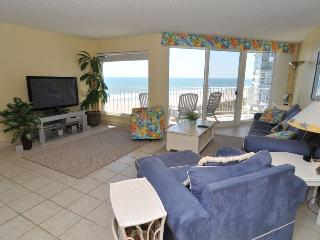 St. Regis 3406 Oceanfront! | Indoor Pool, Outdoor Pool, Hot Tub, Tennis Courts, Playground, North Topsail Beach