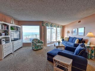 St. Regis 3306 Oceanfront! | Indoor Pool, Outdoor Pool, Hot Tub, Tennis Courts, Playground, North Topsail Beach