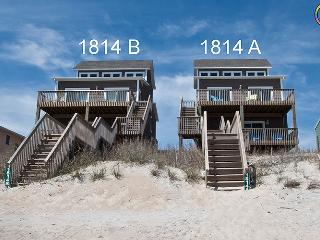 S. Shore Drive 1814B Oceanfront! | Fireplace, Internet