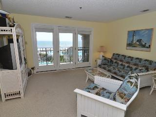 Villa Capriani 304-B Oceanfront | 3 Pools, Largest Pool on NC Coast, 2 Hot Tubs, Grill Area, Tennis Courts, Restaurant, Internet, North Topsail Beach