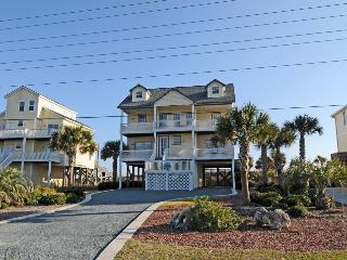 Island Drive 3686 Oceanfront! | Private Heated Pool, Hot Tub, Jacuzzi