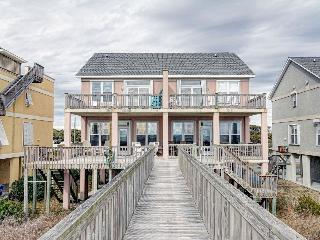 Island Drive 3970 Oceanfront! | Internet, Pet Friendly, North Topsail Beach