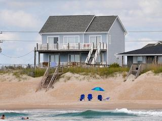 N. Anderson Blvd 827 Oceanfront! | Internet, Free Watersport Lesson Discounts Available- See Description!!, North Topsail Beach