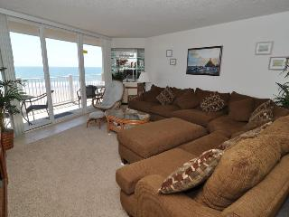 St. Regis 1208 Oceanfront! |  Indoor Pool, Outdoor Pool, Hot Tub, Tennis Courts, Playground, North Topsail Beach