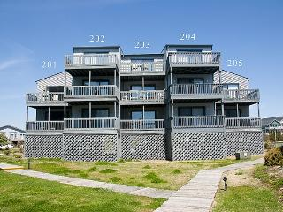 Shipwatch II 205 Oceanview! | Community Pool, North Topsail Beach