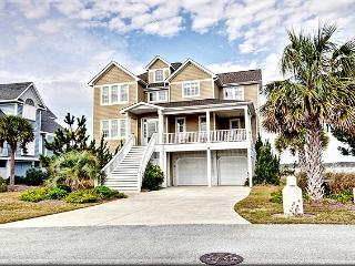 Sailview Drive 35 Sound View! | Community Pool, Jacuzzi, Elevator, Fireplace, North Topsail Beach