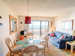 Topsail Dunes 2202 Oceanfront! | Community Pool, Tennis Courts, Grill Area, North Topsail Beach