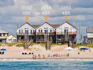 Island Drive 3554 Oceanfront! | Hot Tub, Internet. Discounts Available- See