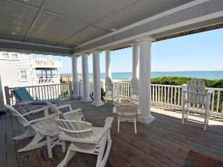 Island Drive 4346 Oceanfront! | Internet, Community Pool, Jacuzzi, North Topsail Beach