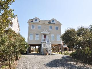 Island Drive 4478 Oceanfront-B Lot! | Hot Tub, Jacuzzi, Internet, Pet Friendly, North Topsail Beach