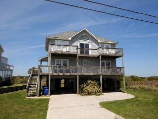 New River Inlet Rd 1069 Oceanview! | Private Heated Pool, Hot Tub, Jacuzzi, Fireplace, Internet, North Topsail Beach