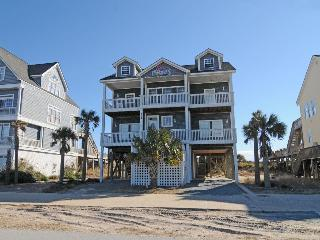 New River Inlet Rd 424 Oceanfront! | Private Pool, Jacuzzi, Internet Discounts Available- See Description!!, North Topsail Beach